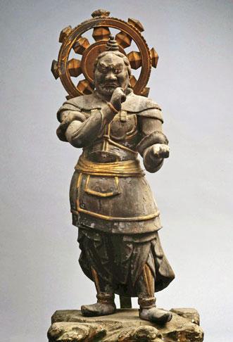 木造十二神将立像伊勢原の指定文化財