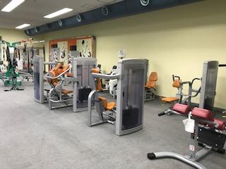 伊勢原市体育館の画像